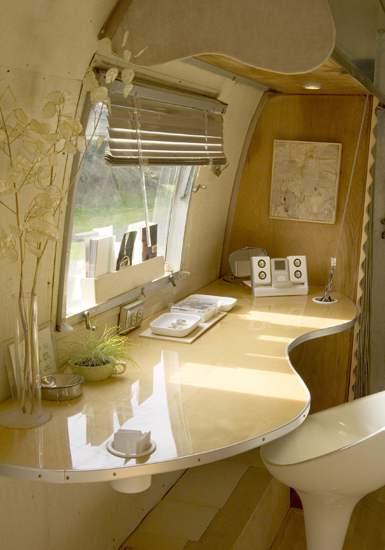 8 Airstream interior decor ideas b