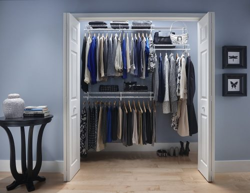 complete closet organization systems - smart storage solutions for small homes