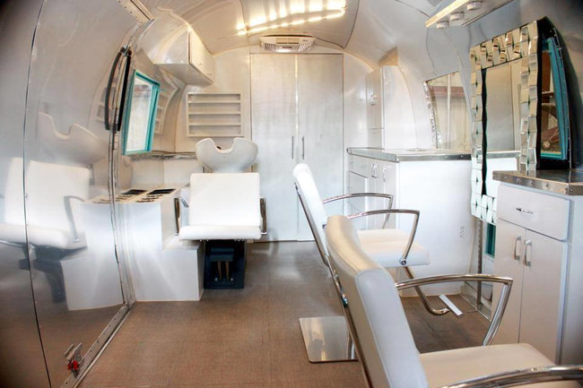 An Awesome And Very Unique Airstream Remodel