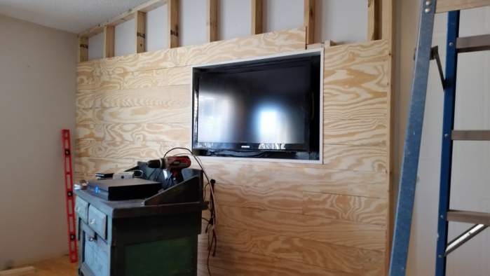 hunter 39 s 2007 fleetwood manufactured home makeover. Black Bedroom Furniture Sets. Home Design Ideas