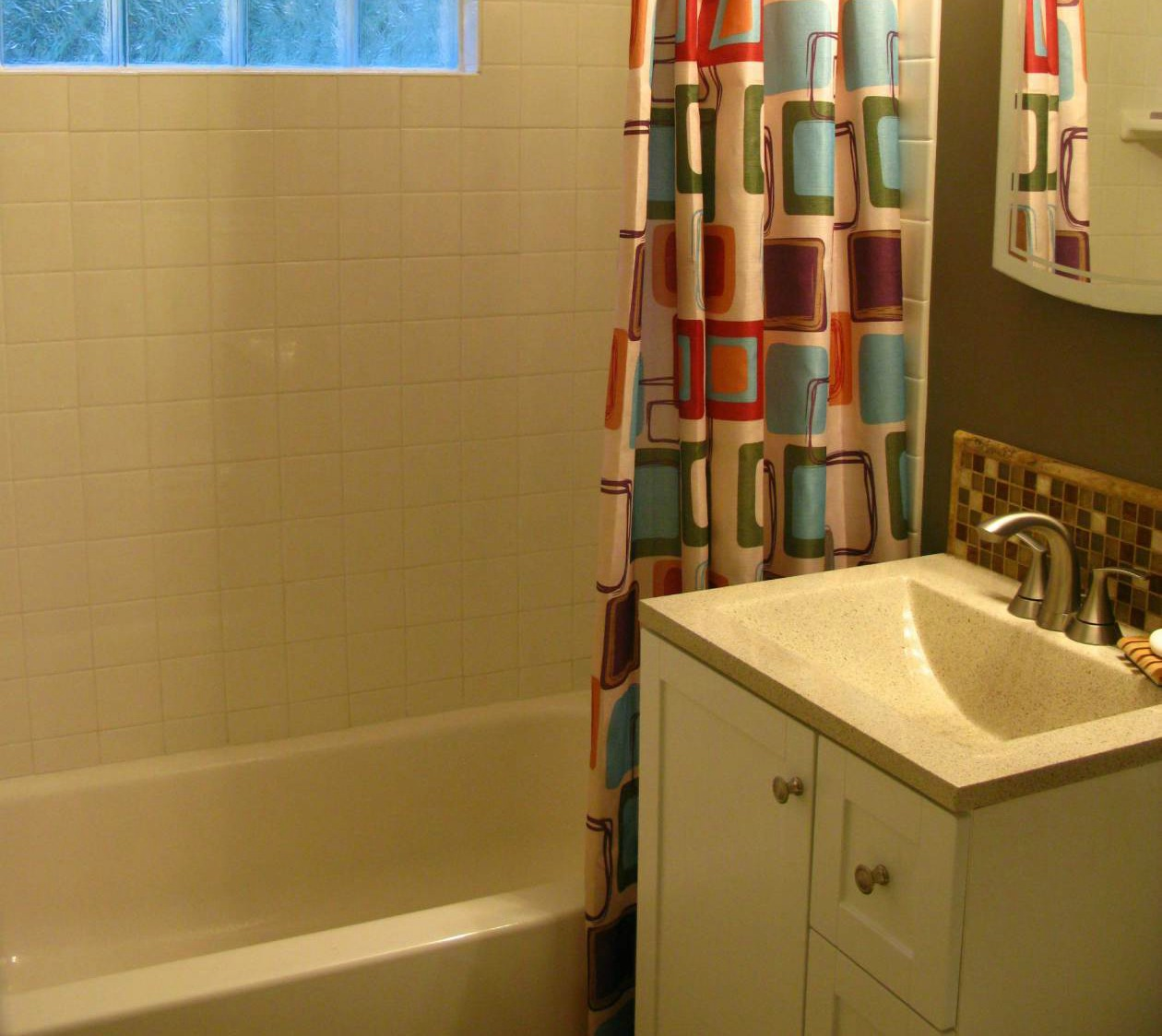 How To Start A Bathroom Remodel Interesting Bathroom Remodel From Start To Finish Decorating Design