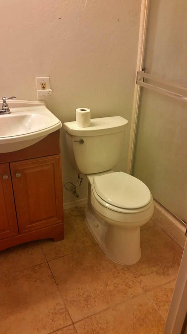 Bathroom 6 - Before Remodel