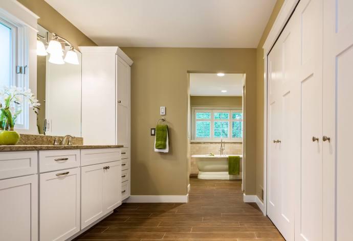 Bathroom Remodel 1 - After remodel
