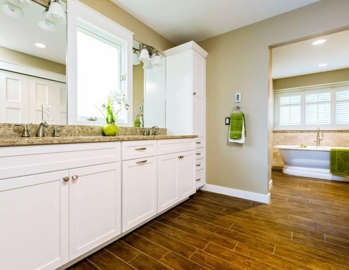 Bathroom Remodel 1 - After remodel 2