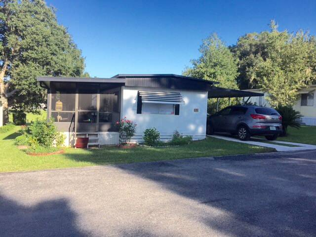 Beautiful $15,000 single Wide Manufactured Home - exterior