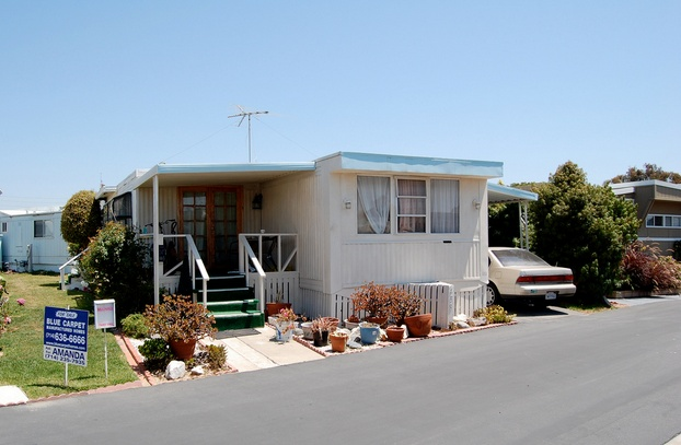30 great mobile home exterior ideas - Paint For Mobile Homes Exterior