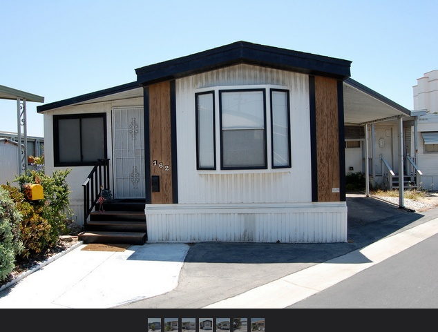 14 great mobile home exterior makeover ideas for every for Home exterior makeover ideas