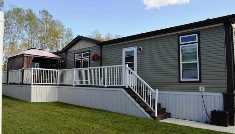Amazing Two Gorgeous Canadian Mobile Homes Mobile Home Living Download Free Architecture Designs Itiscsunscenecom