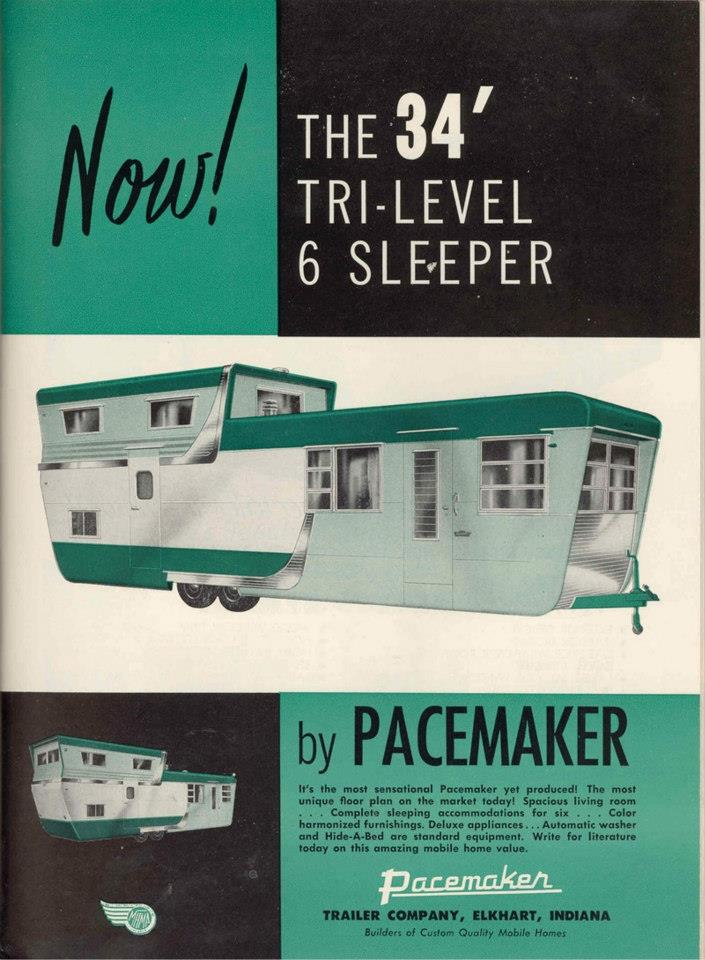 Pacemaker Bi-Level Mobile Home
