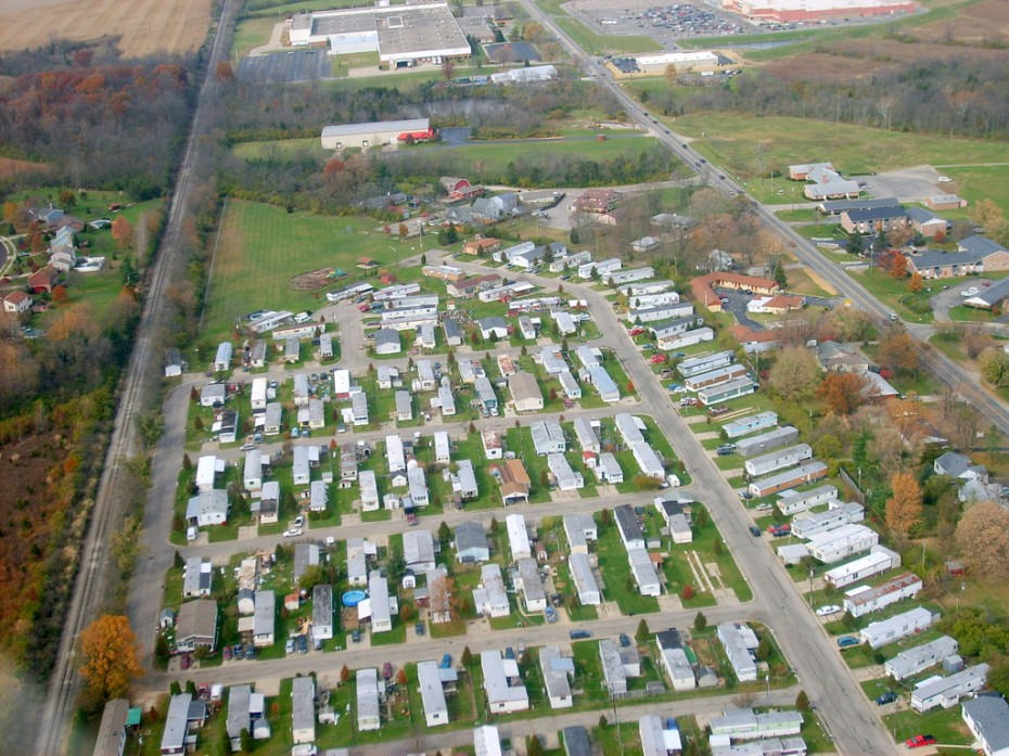 mobile home parks-Bill V Miami Mobile Home Park
