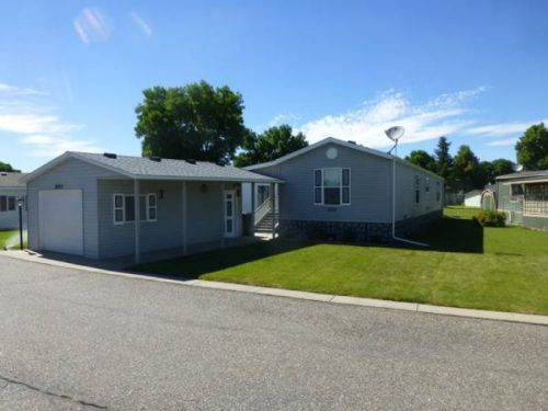 Our 10 Favorite Craigslist Manufactured Home Listings in July 2017 - 2011 Schult single wide exterior
