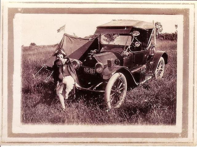 Buick camper 1920-2