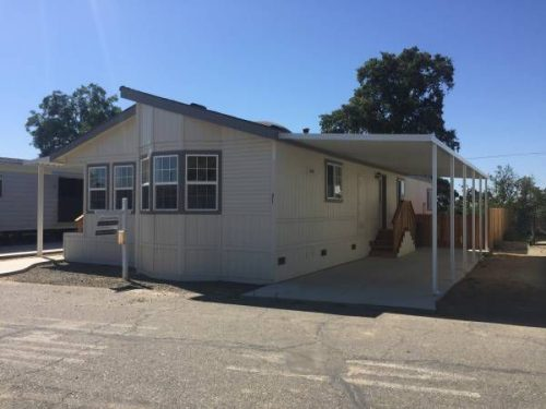 Mobile Homes for Sale - 1995 Silvercrest double wide - exterior