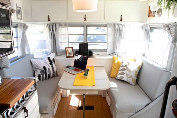 Camper Renovation - Interior