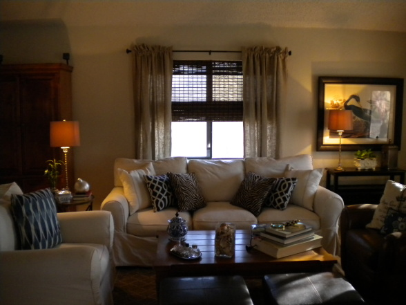 manufactured home decorating ideas-Casual living room - Living Room Designs - Decorating Ideas - HGTV Rate My Space (1)