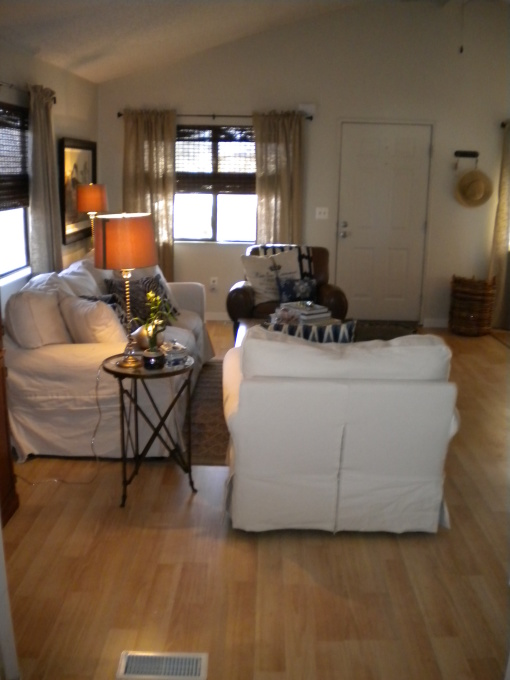 manufactured home decorating ideas-Casual living room - Living Room Designs - Decorating Ideas - HGTV Rate My Space (3)