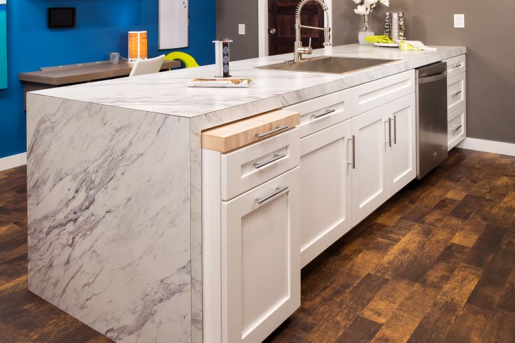 Clayton's Gen-Now Concept Home-Clayton_The-Home-of-Tomorrow_Kitchen Island