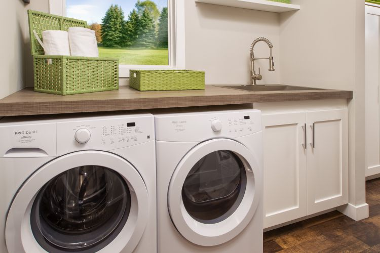 Clayton's Gen-Now Concept Home-Clayton_The-Home-of-Tomorrow_Laundry_Room