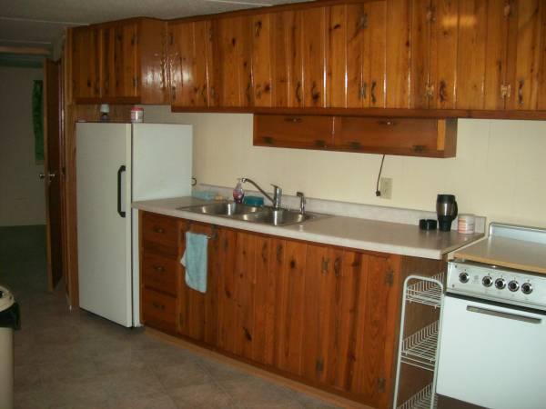 Craigslist Mobile Homes - Indiana Lakefront Single wide (1)