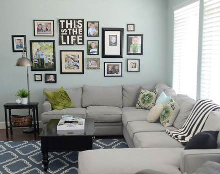 Gallery Wall Art create an awesome gallery wall for less than $50!