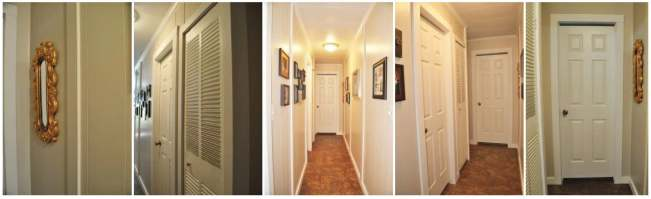 DIY manufactured home remodel projects - installing vinyl flooring