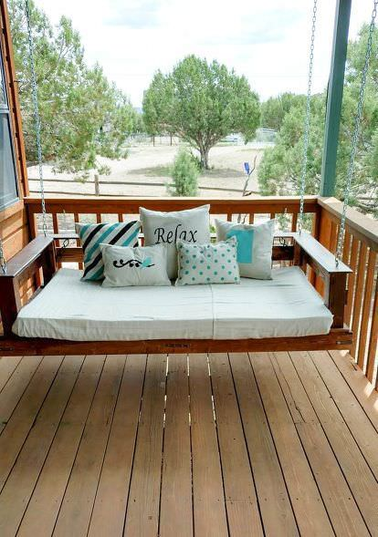 Amazing Outdoor Diy Pallet Projects For Your Manufactured Home