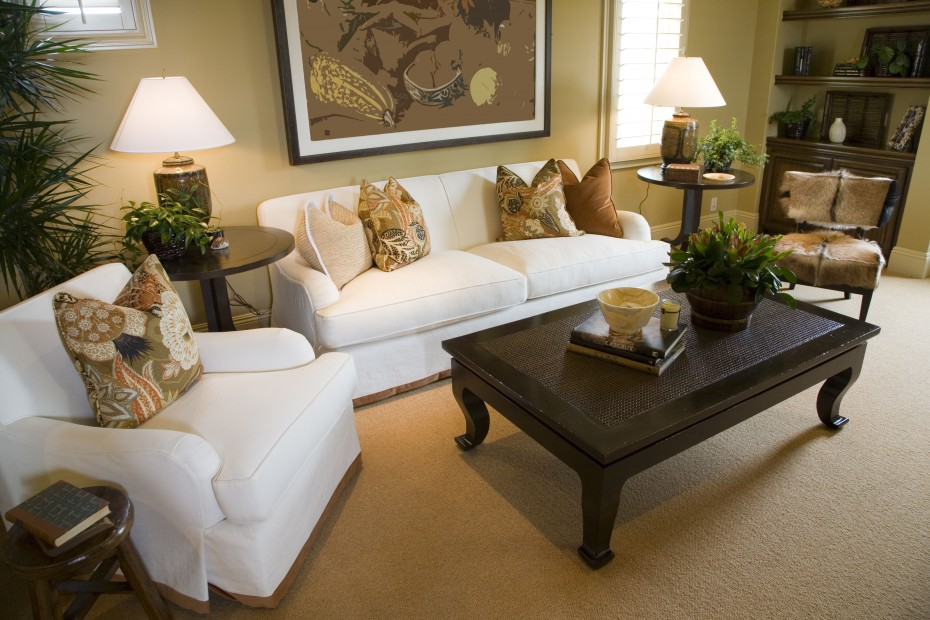 updated home decor helps when selling your manufactured home