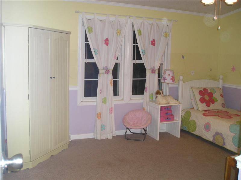 manufactured home makeover - homestead - kids bedroom after makeover