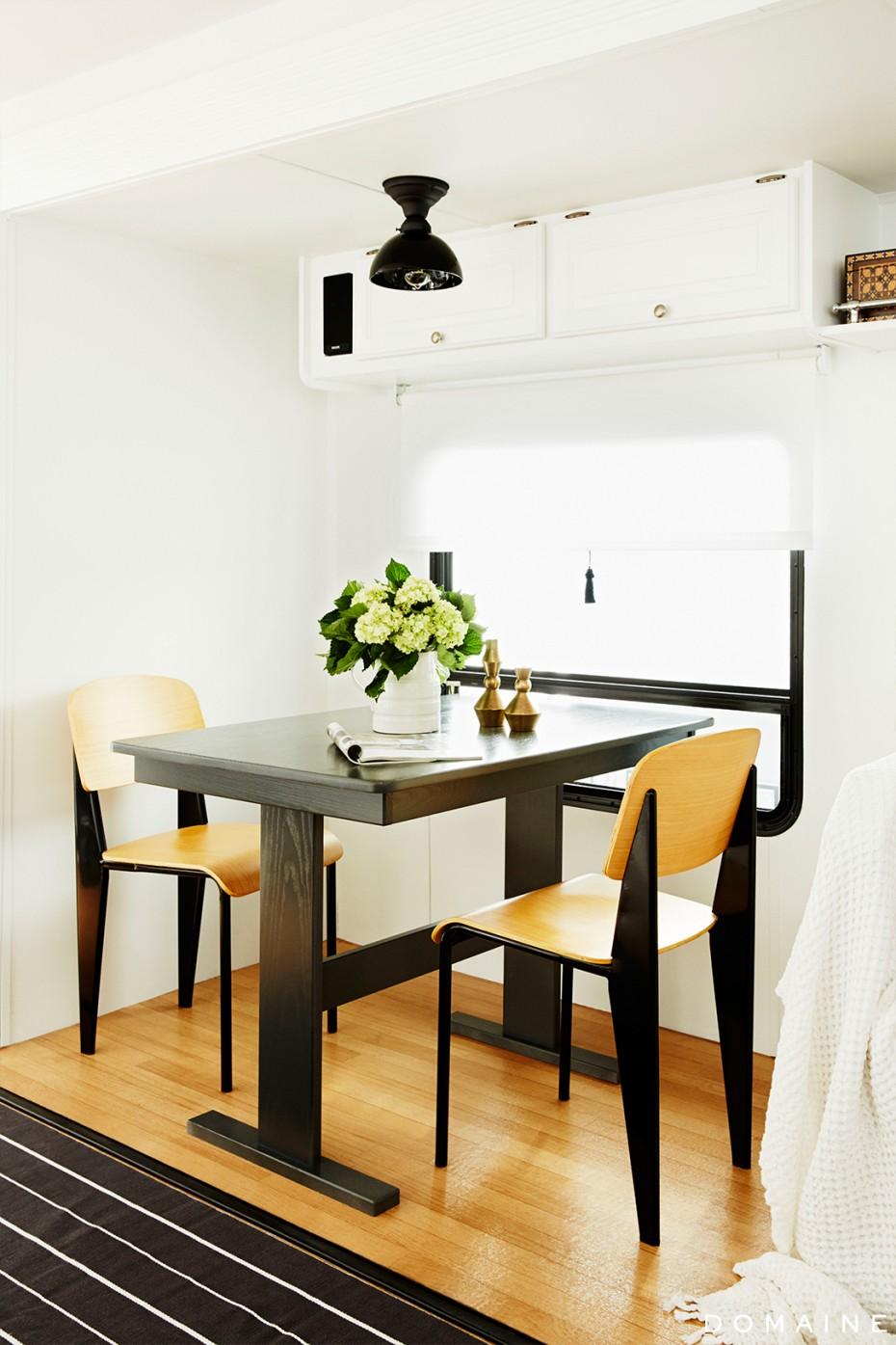 Ellen Pompeo Trailer - Dining Room After Makeover