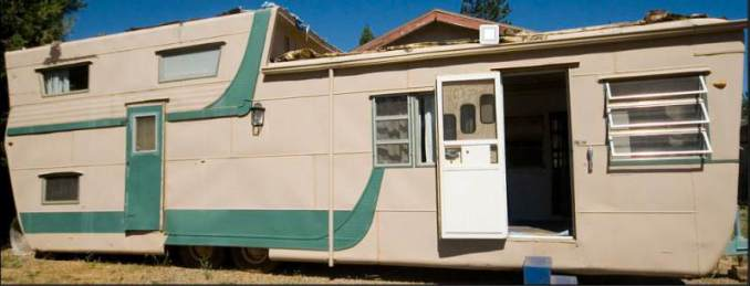 1954 Pacemaker Tri Level Mobile Home Remodel Mobile Home