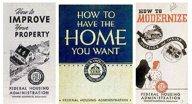 FHA Posters