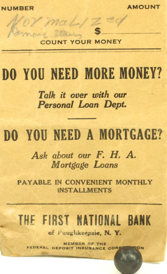 FHA envelope