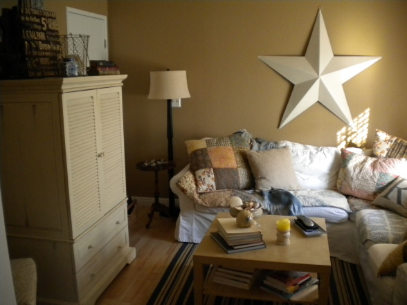 manufactured home decorating ideas-Family room in a mobile home. - Media Room Designs - Decorating Ideas - HGTV Rate My Space (1)