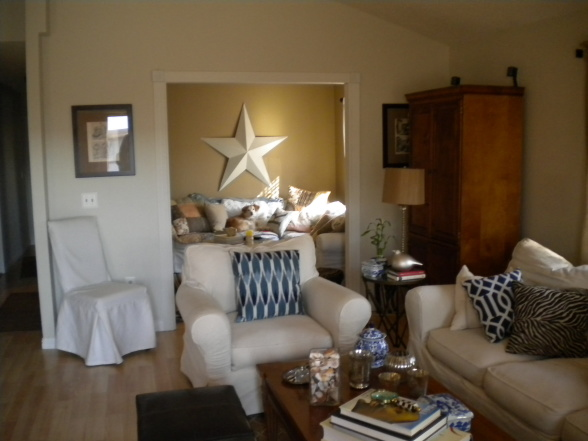manufactured home decorating ideas-Family room in a mobile home. - Media Room Designs - Decorating Ideas - HGTV Rate My Space