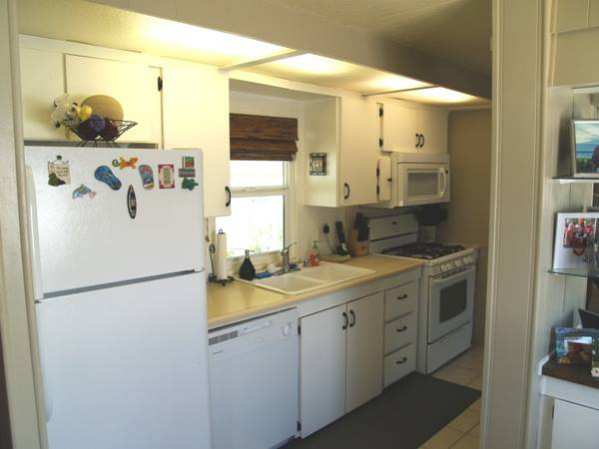 Favorite Classic Mobile Home Models of Mobile Home Experts - Fleetwood Festival Single Wide Galley Kitchen Design