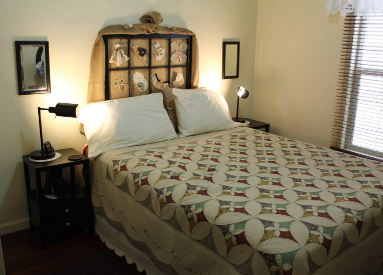 Fleetwood Manufactured Home Makeover (bedroom - after)