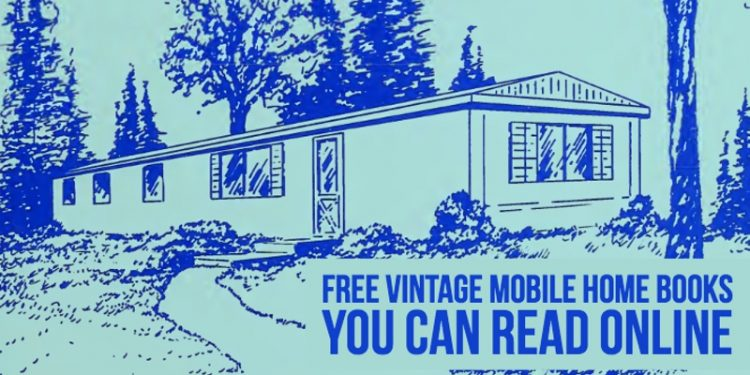 Free Vintage mobile Home Books