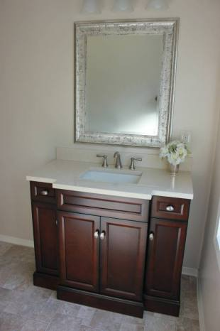 Trend Fully Remodeled Manufactured Home in San Francisco Bathroom
