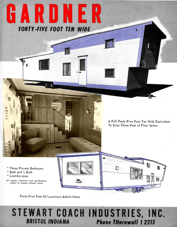 Gardner 2 Story Mobile Home