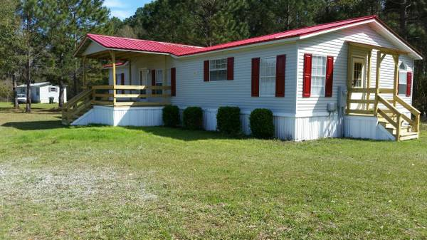 Georgia Double Wide and Land for $60000 - Craigslist mobile homes for sale (2)