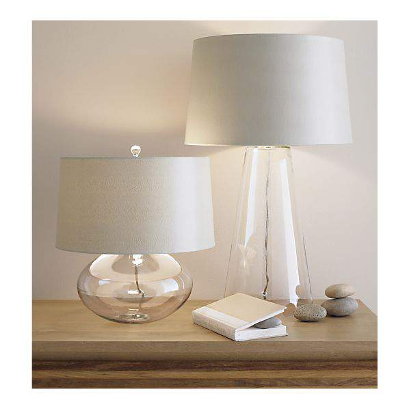 Glass table lamp DIY Lamps you can make