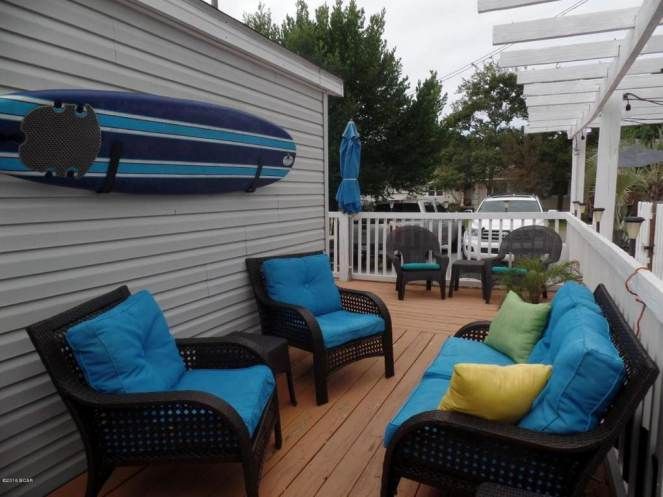 Gorgeous Single Wide Beach House Additions Decks