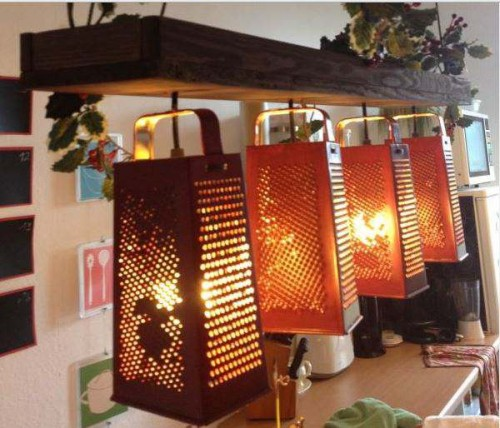 Grater Light Chandelier