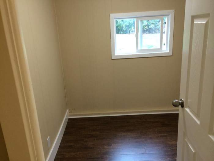 Great Remodeled Single Wide for sale -bedroom after