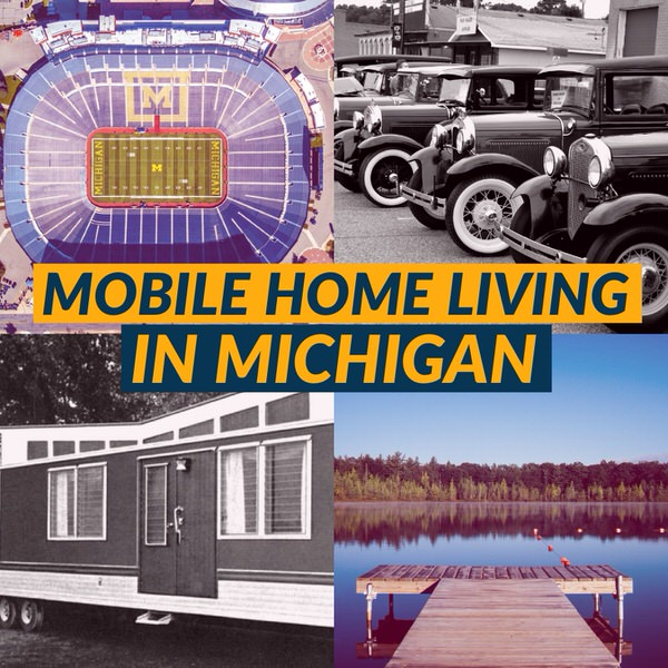 buying a mobile home in Michigan