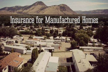 Insurance for Manufactured Homes