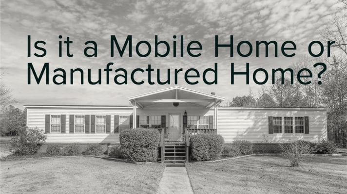 Is it a mobile home or manufactured home learn the - Difference between modular and mobile home ...