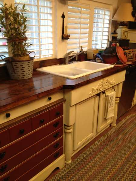 Kitchen Remodel In Double Wide Manufactured Home 01
