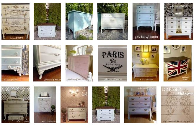 kristys furniture restoration projects