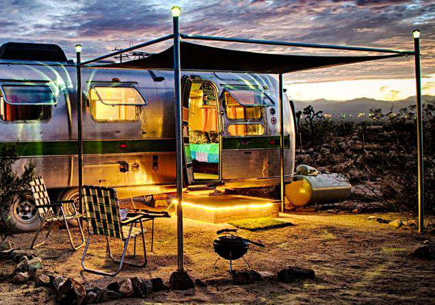 Lazy Meadow Airstream Rental
